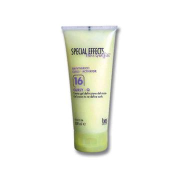 Крем-гель для вьющихся волос CURLY - Q №16 BES