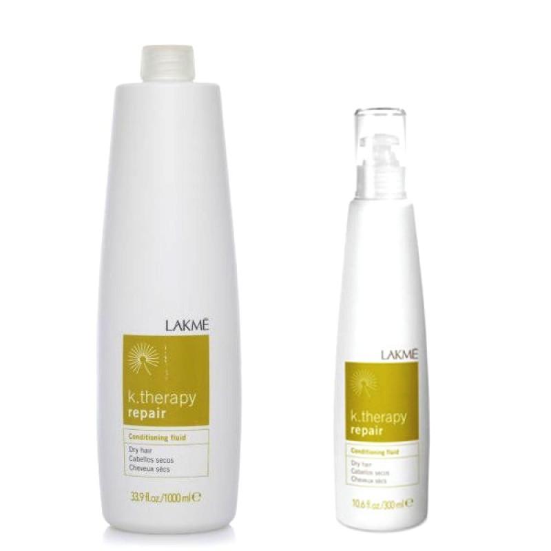 Флюид восстанавливающий Conditioning Fluid Dry Hair LAKME