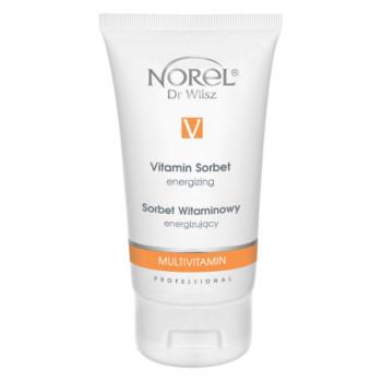 Энергизирующий легкий крем для жирной и комбинированной кожи с витаминным комплексом /MultiVitamin - Energizing vitamin sorbet NOREL DR. WILSZ