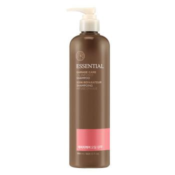Восстанавливающий шампунь для поврежденных волос Essential Damage Care Oil-Infused Shampoo THE FACE SHOP