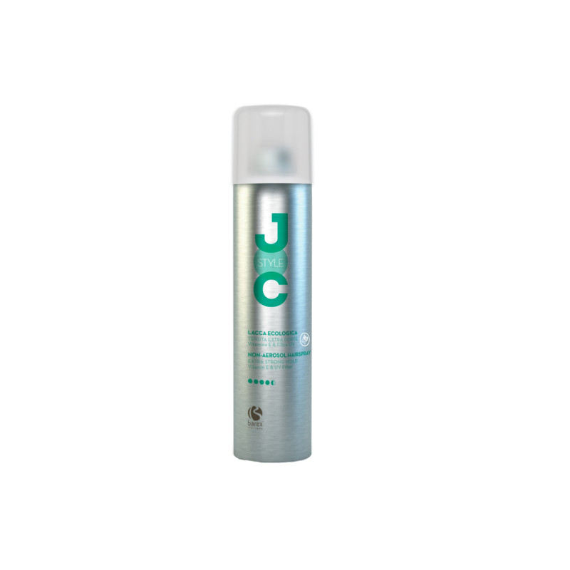 Эко-лак без газа Экстра сильной фиксации с витамином Е BAREX ITALIANA