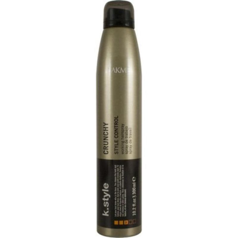 Спрей для укладки волос Crunchy LAKME