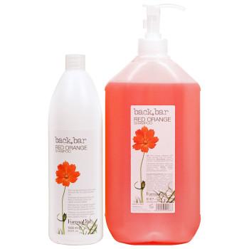 Шампунь красный апельсин Back Bar Red Orange Shampoo FARMAVITA