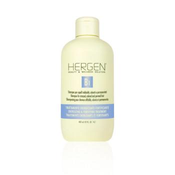 Шампунь для ослабленных, окрашенных либо завитых волос, B1 SHAMPOO PER CAPELLI INDEBOLITI Hergen BES