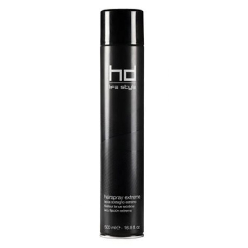 Лак для волос сверхсильной фиксации HD HAIR SPRAY EXSTREME FARMAVITA