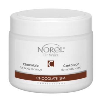 Шоколадный крем для массажа /Chocolate for body massage - Chocolate SPA NOREL DR.WILSZ