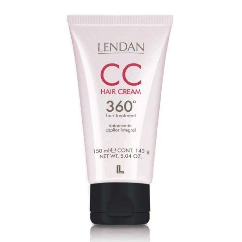 Увлажняющий и питательный крем-уход для волос CC Hair Cream LENDAN