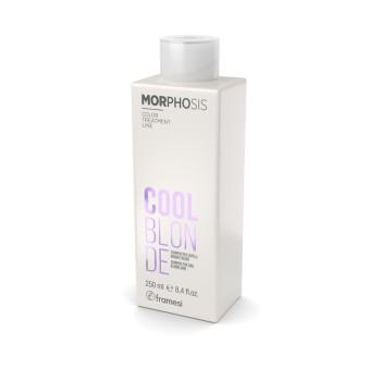 Шампунь для холодных оттенков светлых волос MORPHOSIS Cool Blonde FRAMESI