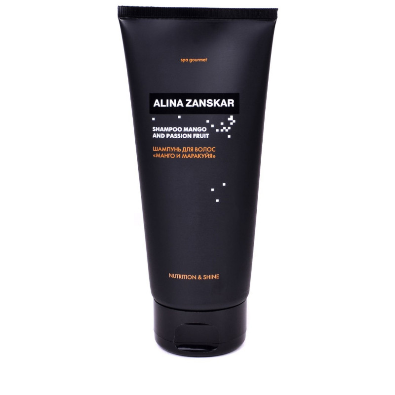 Шампунь для волос Манго и Маракуя SPA GOURMET ALINA ZANSKAR
