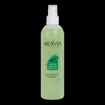 ARAVIA Professional Вода косметическая минерализованная с мятой и витаминами
