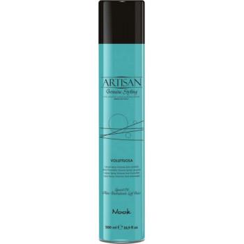 Лак для придания объема волосам Voluttuosa Volume Spray Lacquer NOOK