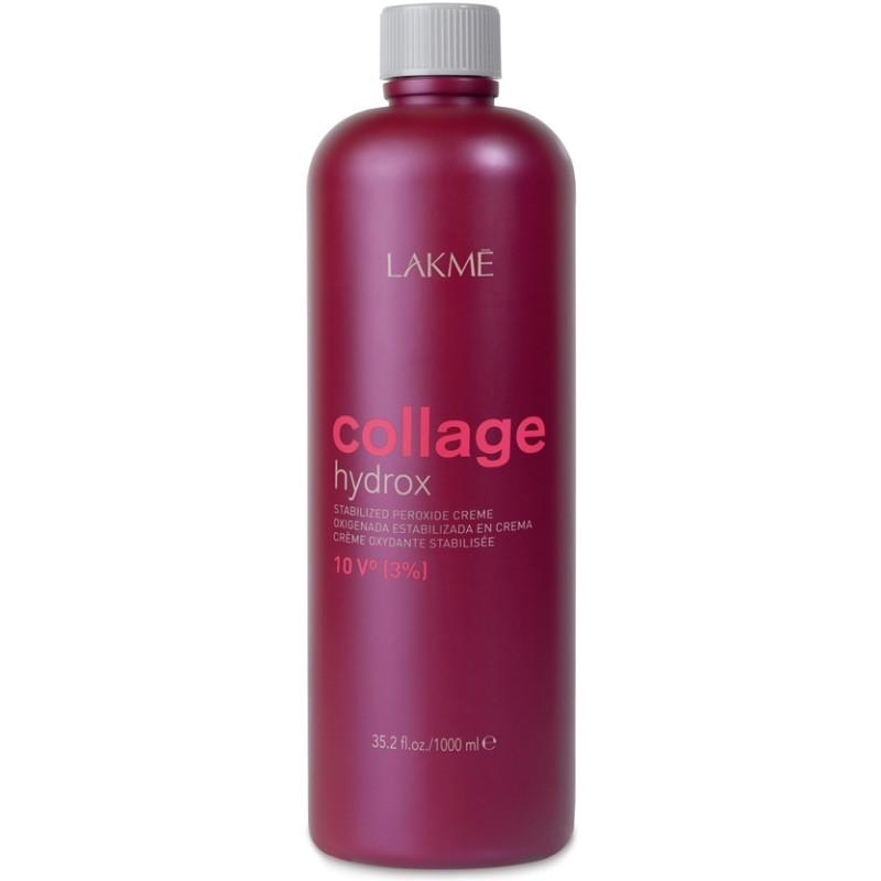 Стабилизированный крем-окислитель Collage Hydrox 10V (3%) LAKME