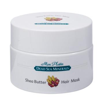 Маска для волос на основе масла Ши DSM MON PLATIN