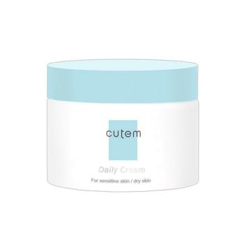 Дневной питательный крем для сухой и чувствительной кожи Daily Cream CUTEM