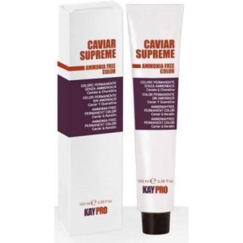 Крем-краска Caviar supreme KAYPRO