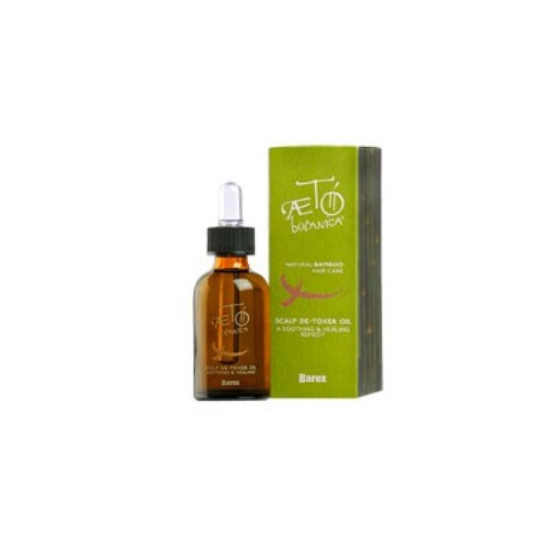Экстракт масел экзотических растений для поврежденной кожи головы (Aeto | Scalp De-toxer oil) Barex (Барекс)