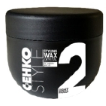 Воск для укладки волос Кристалл STYLE STYLING WAX CRYSTAL CEHKO
