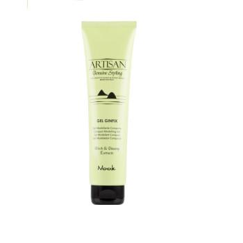 Гель для укладки волос Джинфикс Gel Ginfix Modelling Gel NOOK