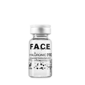 Полиревитализант на основе гиалуроновой кислоты Hyaluronic PRO F.A.C.E.