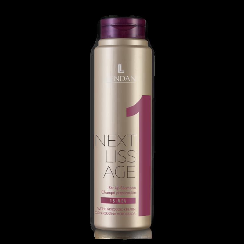 Базовый шампунь Shampoo Next Liss Age LENDAN
