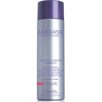 Шампунь против выпадения волос Amethyste stimulate hair loss control FARMAVITA