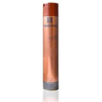 Лак - Финиш сильной фиксации Hair spray CRIOXIDIL