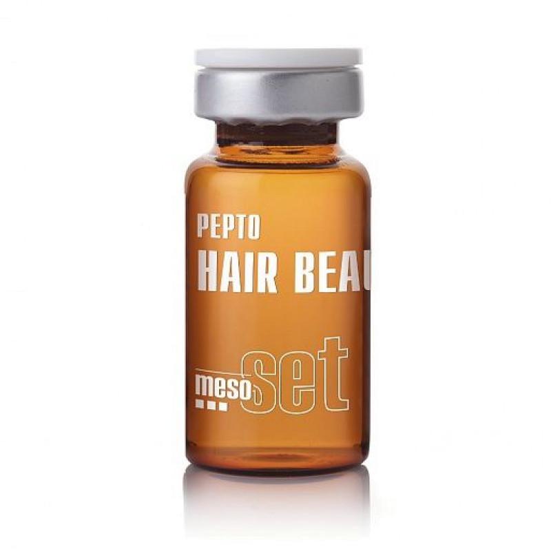Пептидный комплекс для волос pepto-Hair Beauty MESOSET