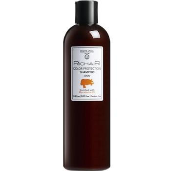 Шампунь защита цвета с маслом макадами Richair EGOMANIA