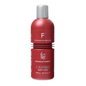 Универсалформер химический состав для труднозавиваемых волос Universalformer F CEHKO