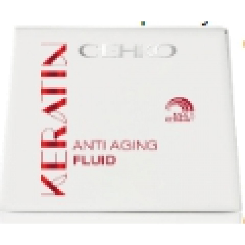 Флюид для усталых волос Anti aging Hair Fluid KERATIN CEHKO