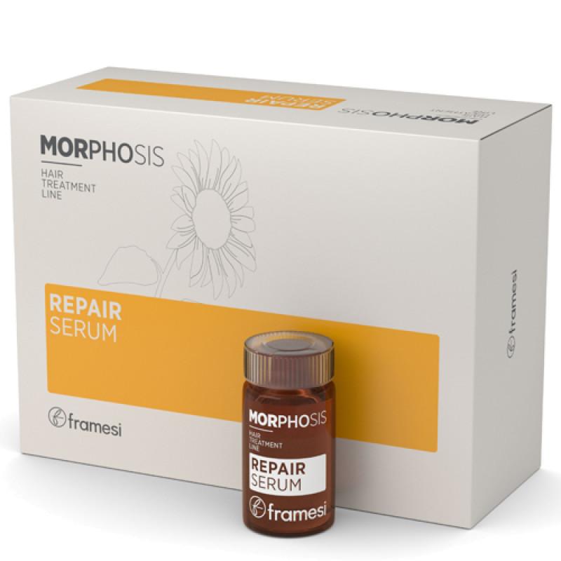 Интенсивно восстанавливающая сыворотка для волос MORPHOSIS REPAIR SERUM FRAMESI