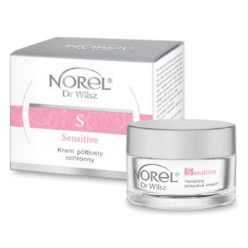 Быстро впитывающийся защитный крем для чувствительной кожи и кожи с куперозом / Norel Arnica Vanishing protective cream NOREL DR. WILSZ