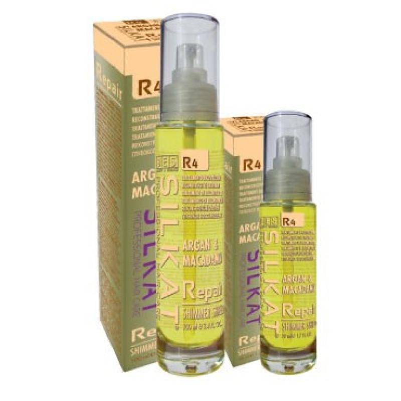 R4 Shimmer shield (pH=6) Ультра легкое масло BES