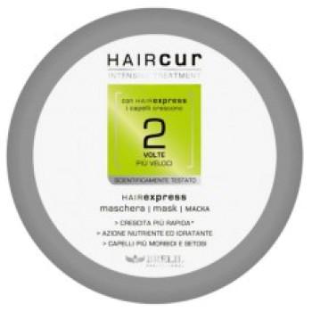 HAIR CUR INTENSIVE TREATMENT HC HAIREXPRESS MASK Маска для ускорения роста волос BRELIL PROFESSIONAL