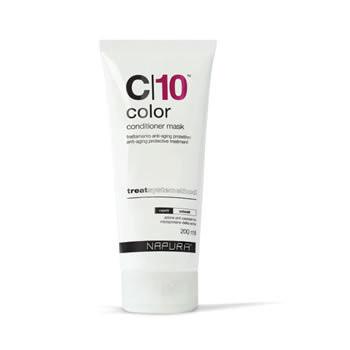 Color mask-conditioner C10 Маска-кондиционер для окрашенных волос NAPURA
