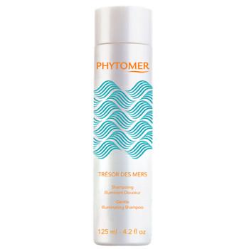 Мягкий морской шампунь для блеска волос Gentle Illuminating Shampoo PHYTOMER