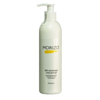 Крем-концентрат от вросших волос с AHA-кислотами MORIZO