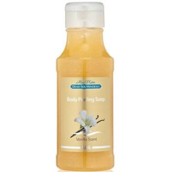 Мыло-пилинг для тела ваниль DSM MON PLATIN