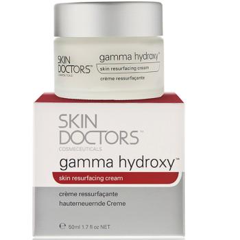 Обновляющий крем против рубцов, морщин, различных нарушений пигментации и других видимых признаков увядания кожи лица Gamma Hydroxy SKIN DOCTORS