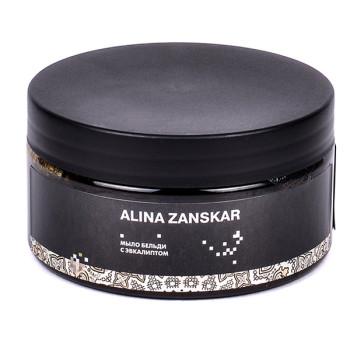 Мыло черное Бельди с эвкалиптом (экстра) ALINA ZANSKAR