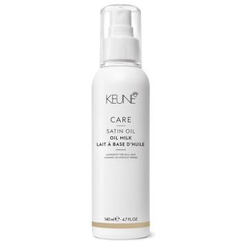 Масло-молочко для волос Шелковый уход CARE Satin Oil - Oil Milk KEUNE