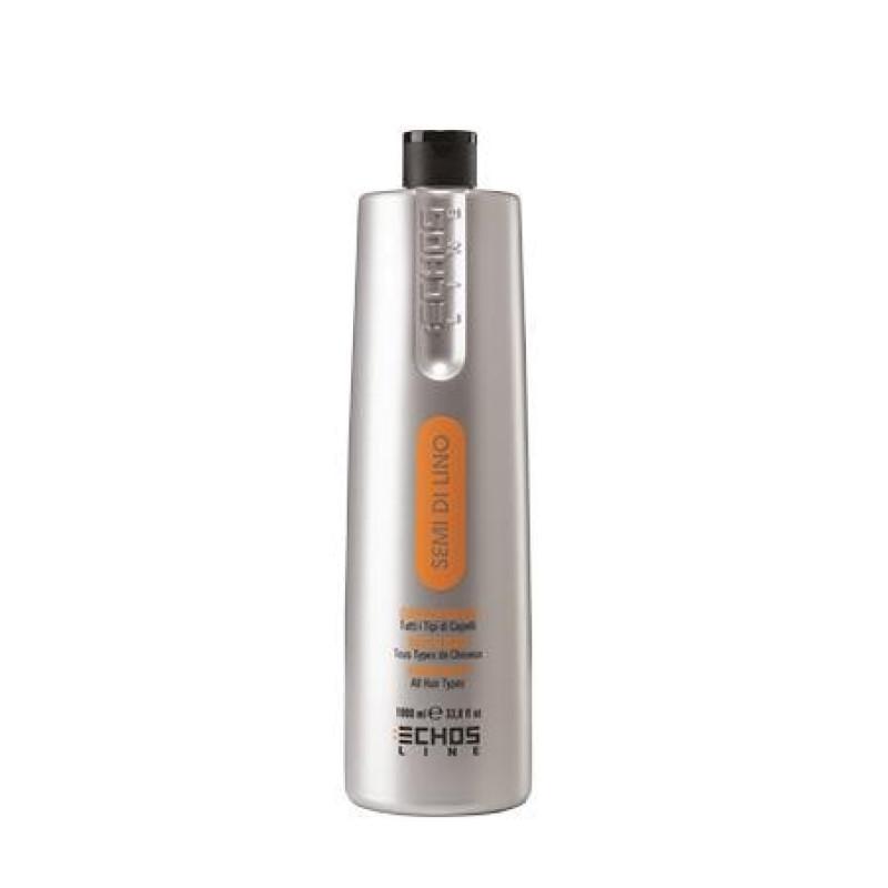 Кондиционер для волос с экстрактом семени льна Linseed Oil Hair Conditioner ECHOSLINE