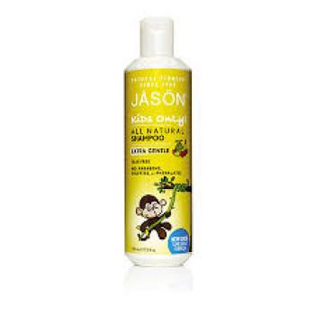 Детский натуральный шампунь Экстра нежный JASON