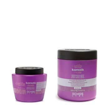 Маска для защиты цвета окрашенных и осветленных волос Kromatik Mask ECHOSLINE