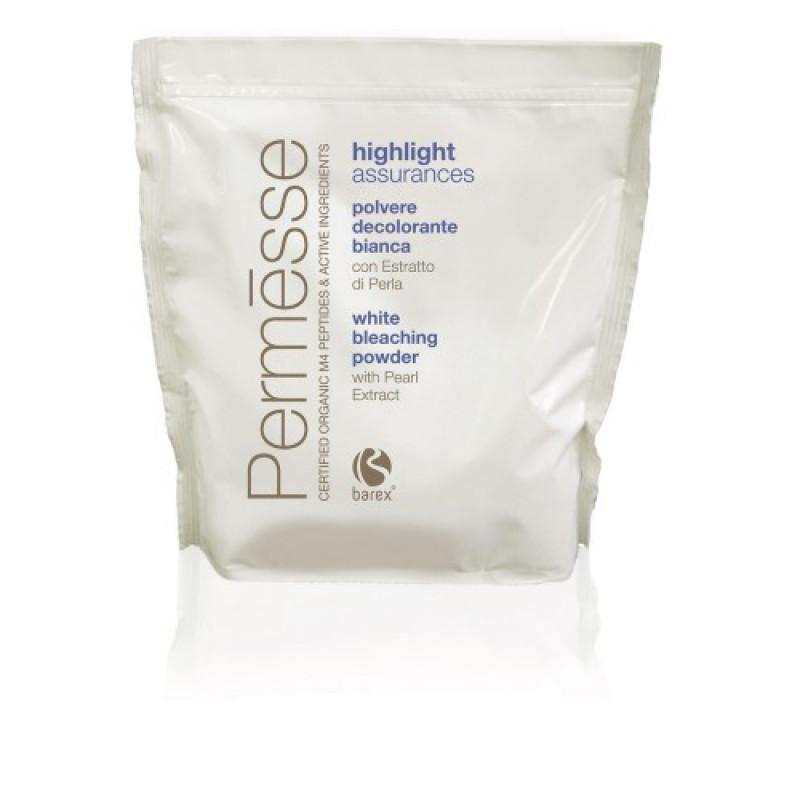 Обесцвечивающий порошок белый с Жемчугом (Permesse /White bleaching powder with Pearl powder) Barex (Барекс)