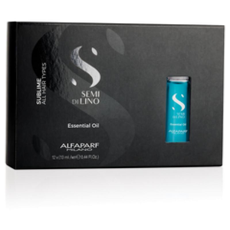 Масло увлажняющее для всех типов волос SDL Sublime Essential Oil ALFAPARF