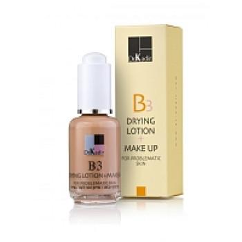 Эмульсия тонирующая для проблемной кожи Drying Lotion & Make Up Problematic Skin DR.KADIR