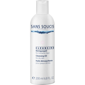 Очищающее масло Cleansing Oil SANS SOUCIS