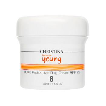 Forever Young Hydre - Protective Day Cream SPF 25 - Дневной гидрозащитный крем SPF 25 (шаг 8) CHRISTINA