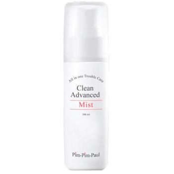 Спрей увлажняющий для жирной кожи Clean Advanced Mist PIM PIM PAUL